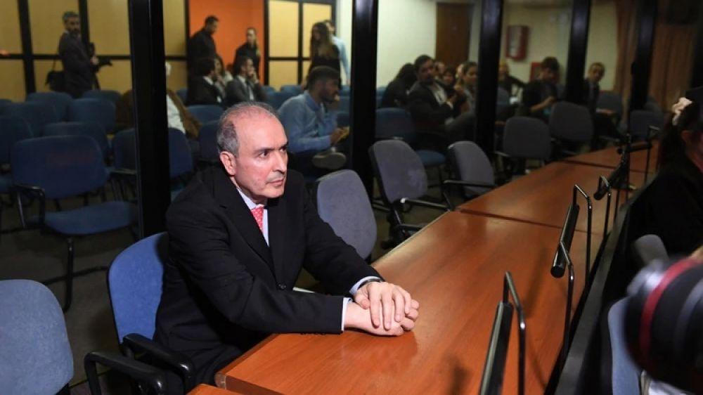 foto: José López fue condenado a 6 años de prisión por el caso de los bolsos