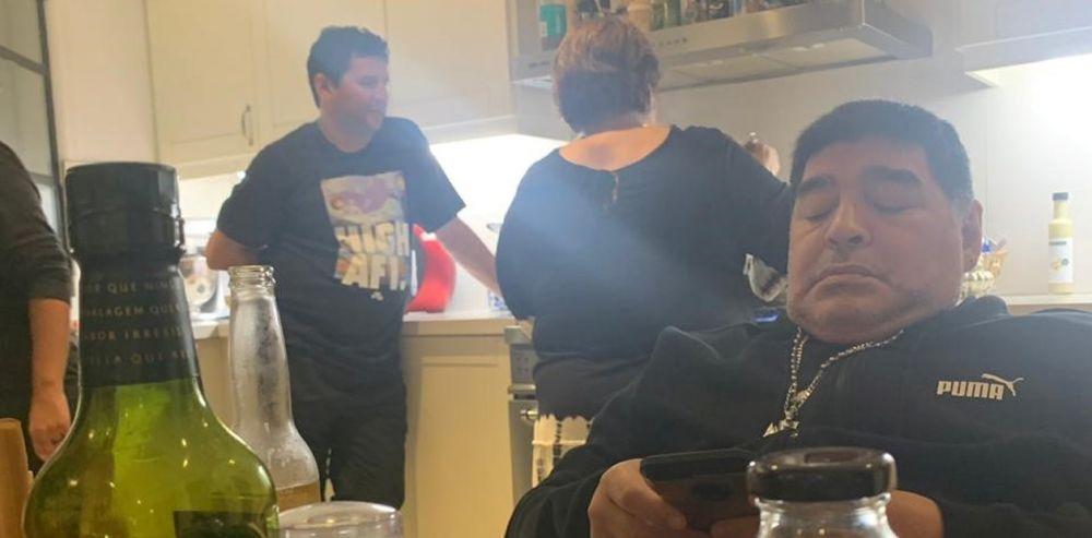 foto: Maradona no seguirá como DT de Dorados de Sinaloa por razones de Salud