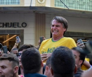 foto: Absolvieron al hombre que acuchilló a Bolsonaro