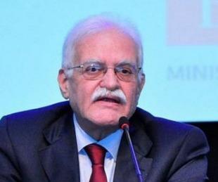 foto: Murió el ex presidente del Banco Central Aldo Pignanelli