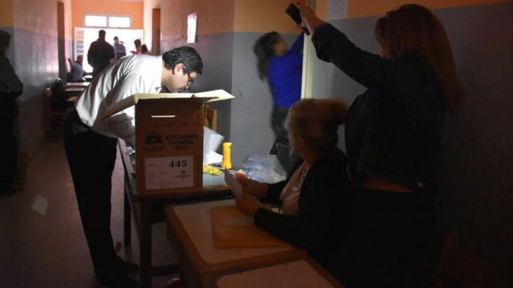 foto: Cómo afectó el apagón masivo a las provincias donde hoy se vota