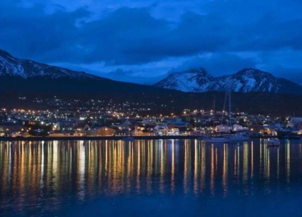 foto: Gigantesco apagón: Tierra del Fuego fue la única provincia con luz