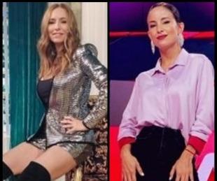 foto: Analía Franchín destrozó a Lourdes Sánchez como panelista de LAM