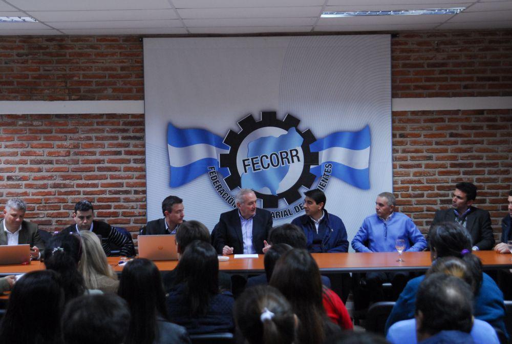foto: Presentaron en FECORR los alcances de la nueva rúbrica digital laboral
