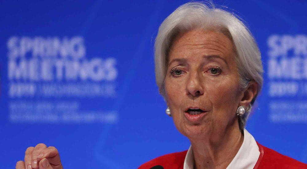 foto: El FMI prevé una baja de 0,5% en la economía global para 2020