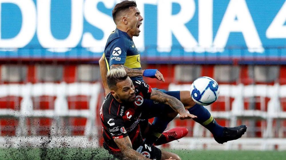 foto: Boca cerró la gira con una derrota: cayó 1 a 0 con Xolos de Tijuana