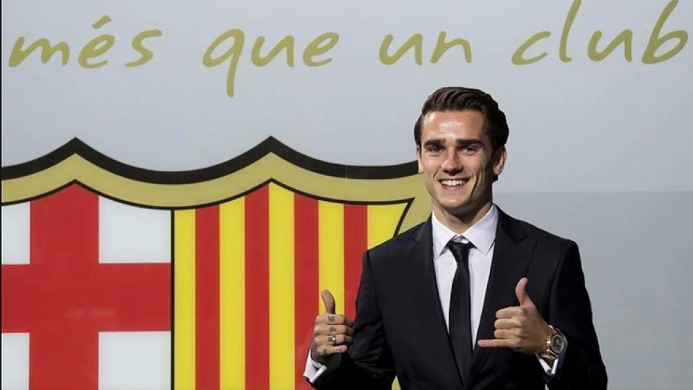 foto: Oficial: Antoine Griezmann es jugador del Barcelona