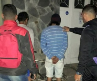 foto: Demoraron a dos hermanos con pedido de captura por robo