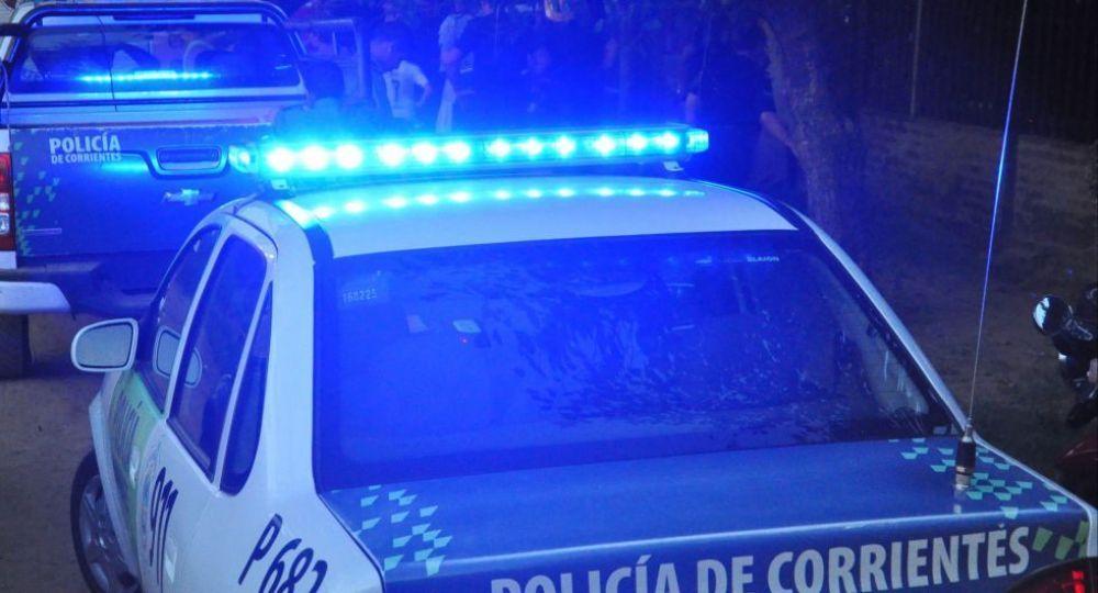 foto: Tras ataque en Monte Caseros, ocho personas fueron detenidas