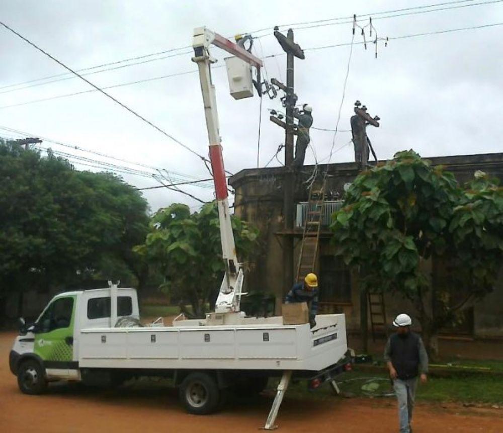 foto: Cortes de energía programados en Capital y el interior