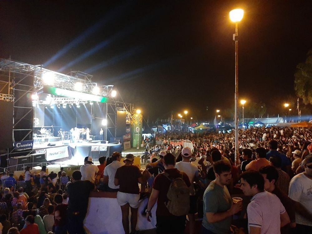 foto: Fiesta del Dorado: En estos tres días pasaron 250 mil personas