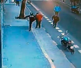 foto: Buenos Aires: policía de la Ciudad mató a un hombre de una patada en el pecho