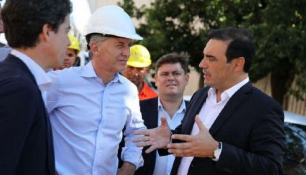 foto: Macri y Abdo habilitarán este viernes el paso sobre Yacyretá