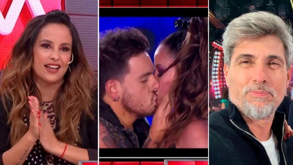 foto: Lourdes contó cómo fue su noche con el Chato tras su beso con Fede Bal