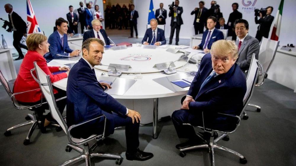 foto: El G7 acordó ayudar lo más rápido posible a los países afectados