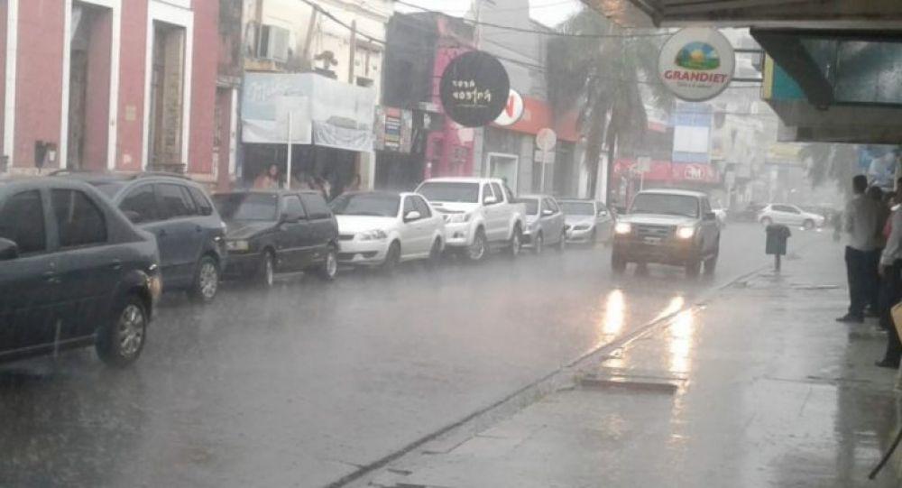 foto: No se reportaron inconvenientes climáticos por las lluvias