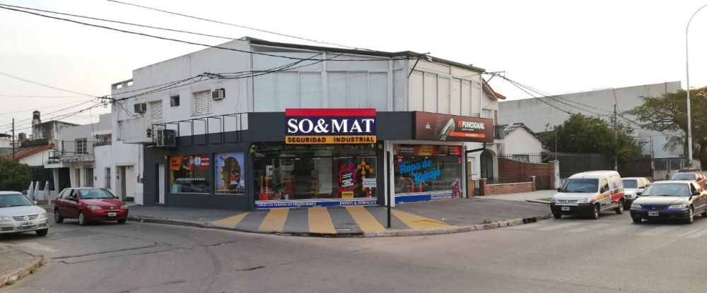 foto: SO&MAT inaugura sucursal en Corrientes