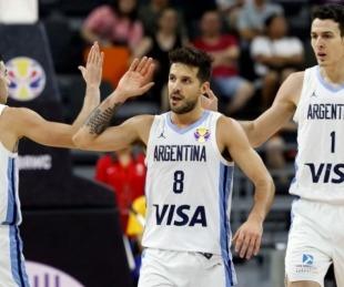 foto: Argentina dio el gran golpe ante Serbia y avanzó a las semifinales
