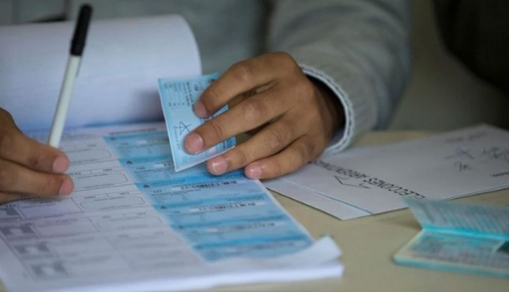 foto: Inicia pago a autoridades de mesa que trabajaron en las nacionales