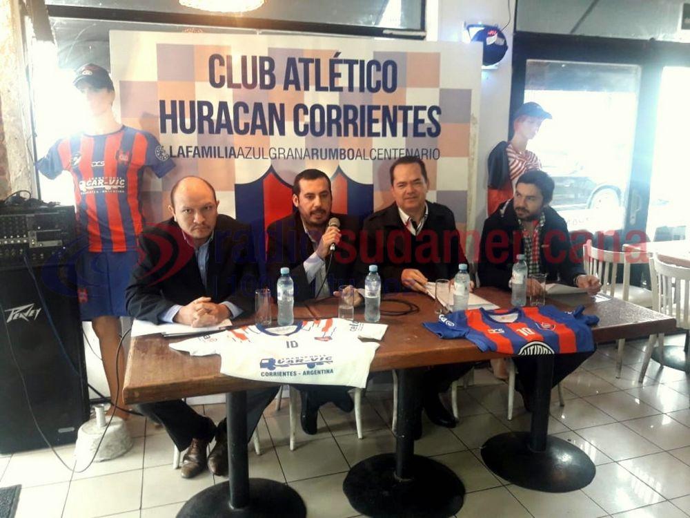 foto: La Justicia habilitó a la Comisión Normalizadora del Club Huracán