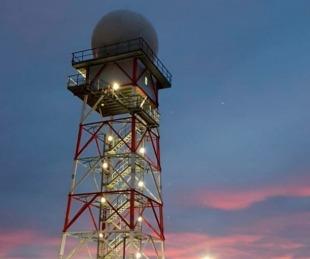 foto: Inauguraron el radar meteorológico más austral del planeta