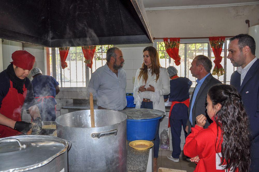 foto: La Provincia inauguró obras en el Centro Integral de la Cruz Roja