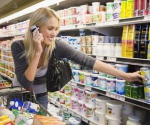 foto: ¿El super o en el almacén? ¡Mirá esta diferencia de precios!