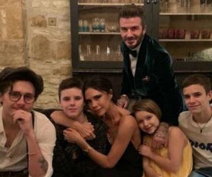 foto: ¿La familia Beckham es la más fashionista del planeta?