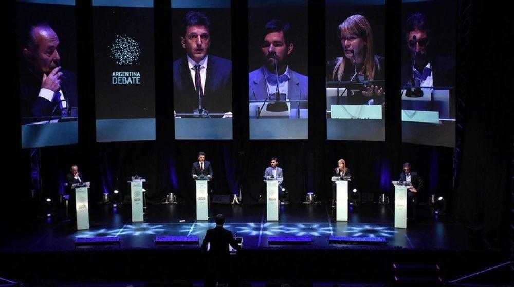 foto: Equipos de campaña de todos los candidatos confirmaron los debates