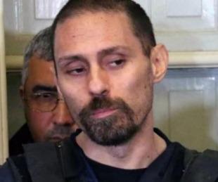 foto: Pérez Corradi fue mordido por ratas en su celda de Marcos Paz
