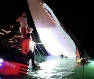 foto: Murieron dos amigos de Daniel Scioli en un accidente de lancha
