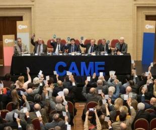 foto: Desde la Came piden declarar la emergencia Pyme