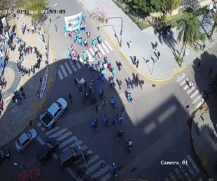 foto: Enfrentamiento en Chaco:
