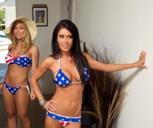 foto: Hallaron muerta a la estrella porno Jessica Jaymes