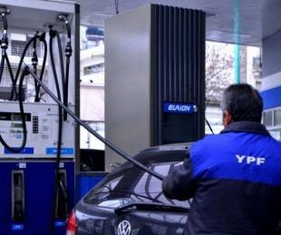 foto: Combustibles: El Gobierno autorizó un aumento del 4 por ciento