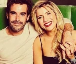 foto: Tras los rumores de embarazo, Laurita y Cabré fueron a ver cunas