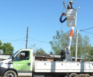 foto: Por trabajos, no habrá luz en Capital y Curuzú Cuatiá