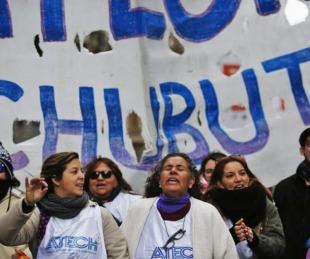 foto: Por la muerte de las docentes llaman para hoy a un paro nacional