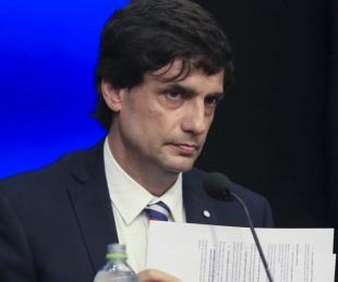 foto: Lacunza visita al FMI: nueva táctica del Central y reperfilamiento