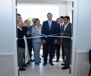 foto: Valdés inauguró ampliaciones en el hospital de Concepción