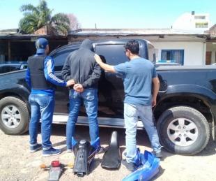 foto: En labor conjunta, detuvieron a