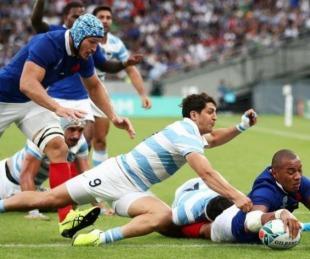 foto: Los Pumas perdieron con Francia en el debut y se complicaron