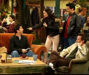foto: 25 años de Friends: las locaciones más icónicas de la serie