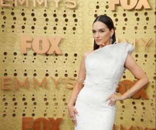 foto: Emmy 2019: los looks de los famosos en la alfombra violeta