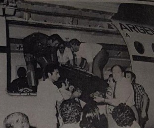 foto: A 41 años de la tragedia que cambió la historia del Carnaval