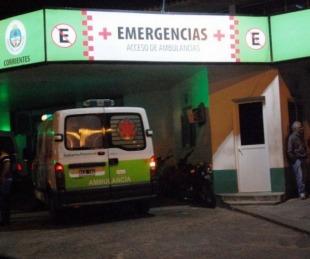 foto: De los 25 ingresos en el hospital, 24 fueron con motos involucradas