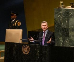 foto: Macri viaja a Nueva York para hablar en la ONU y Donald Trump