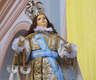 foto: Los correntinos honran a su patrona Nuestra Señora de la Merced