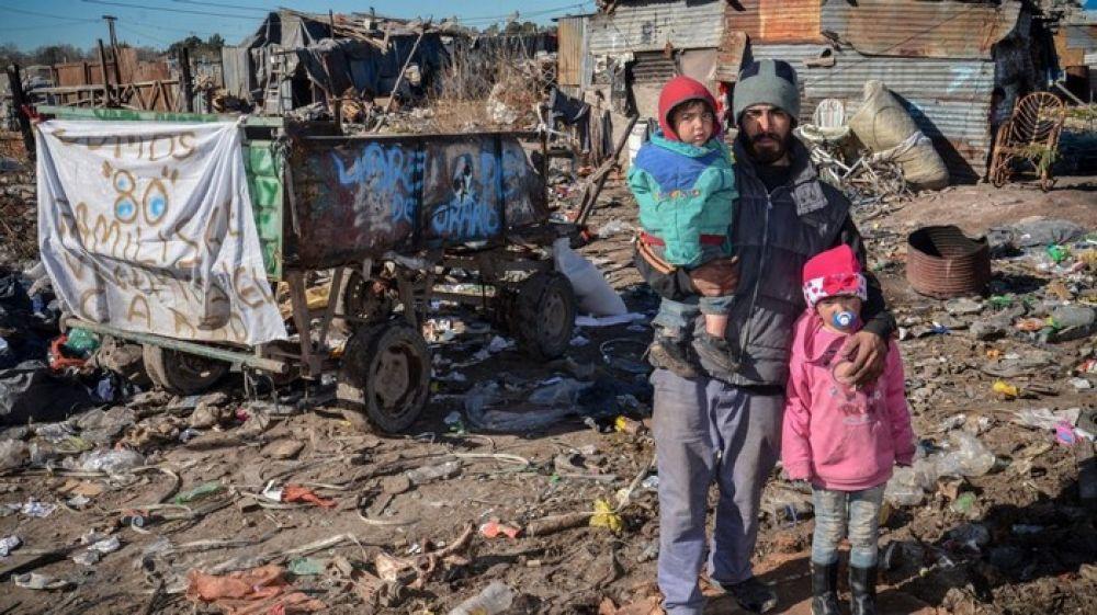 foto: La pobreza subió al 35,4% y alcanza a 15,9 millones de argentinos