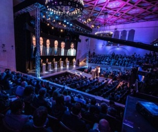 Fotos 360°: toda cobertura del Debate Presidencial en 360 grados